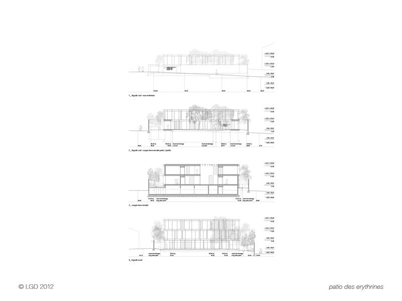 Lorenzo Gaetani Design - Patio des erythrines
