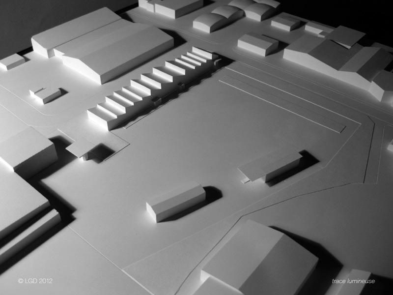 Lorenzo Gaetani Design - Trace lumineuse