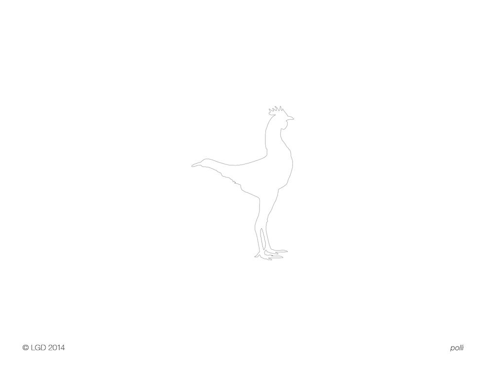Lorenzo Gaetani Design - 16 polli