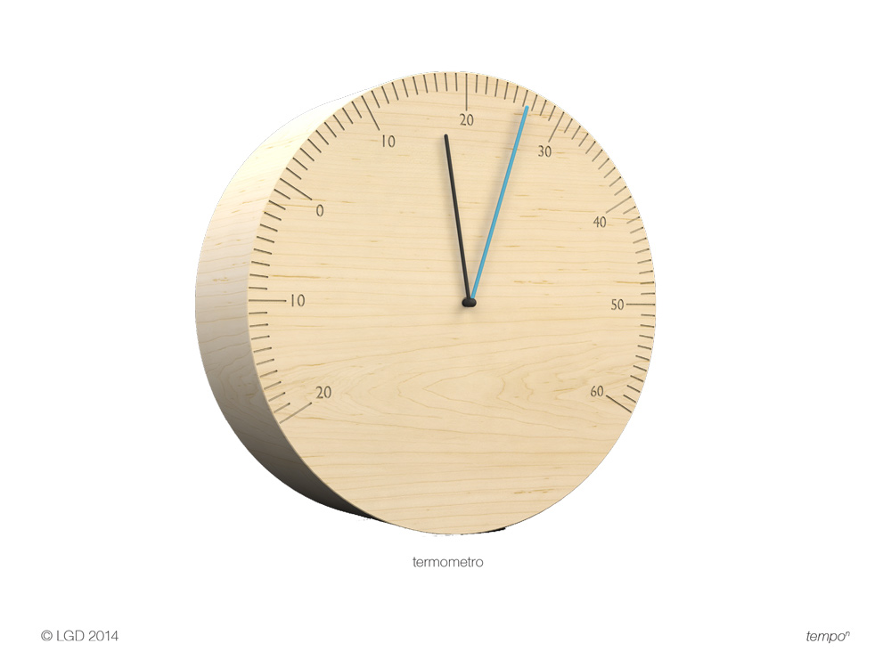 Lorenzo Gaetani Design - Tempo