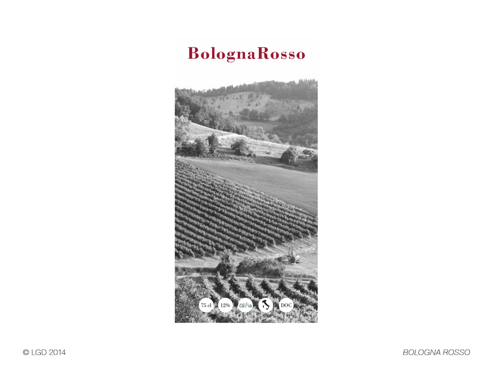Lorenzo Gaetani Design - Bologna Rosso