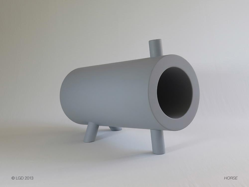 Lorenzo Gaetani Design - Horse