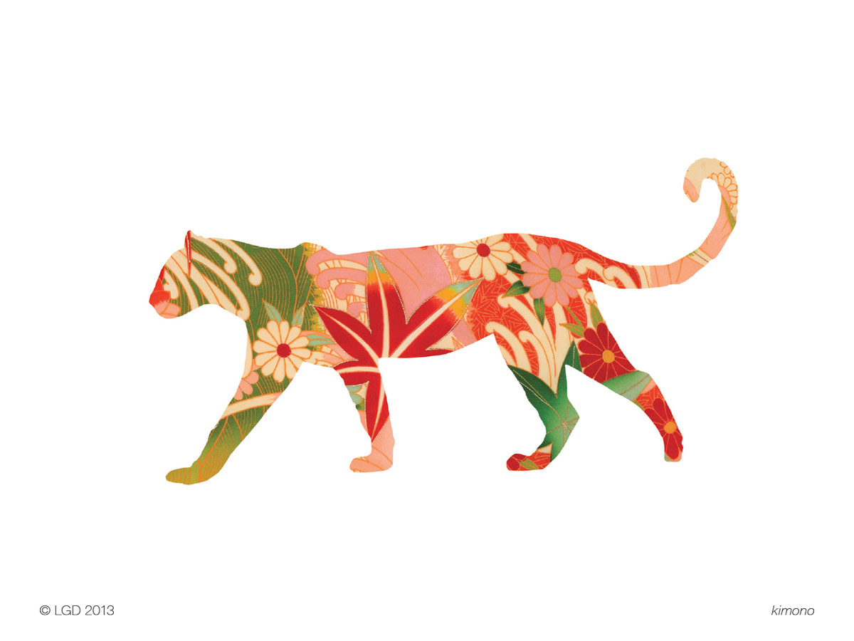 Lorenzo Gaetani Design - Kimono
