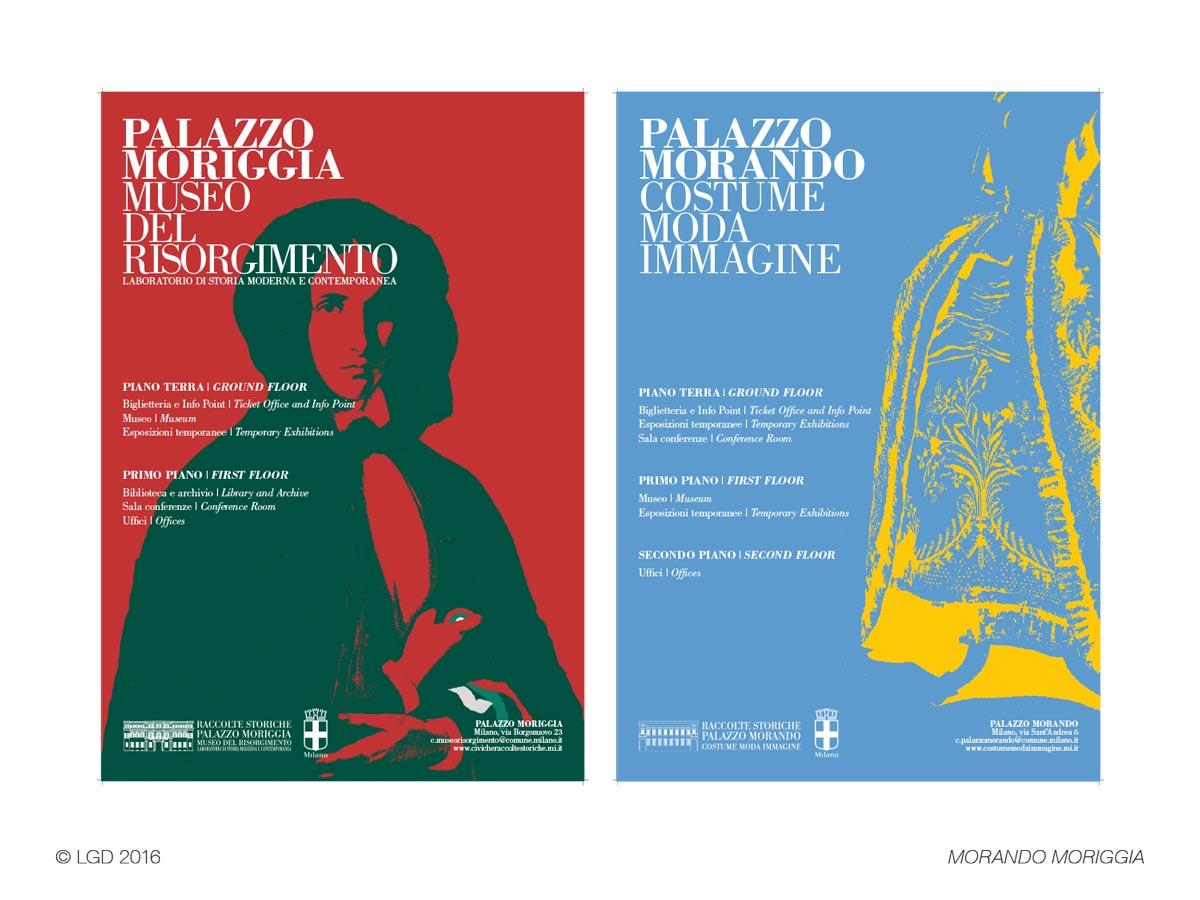 Lorenzo Gaetani Design - Palazzo Morando e Palazzo Moriggia