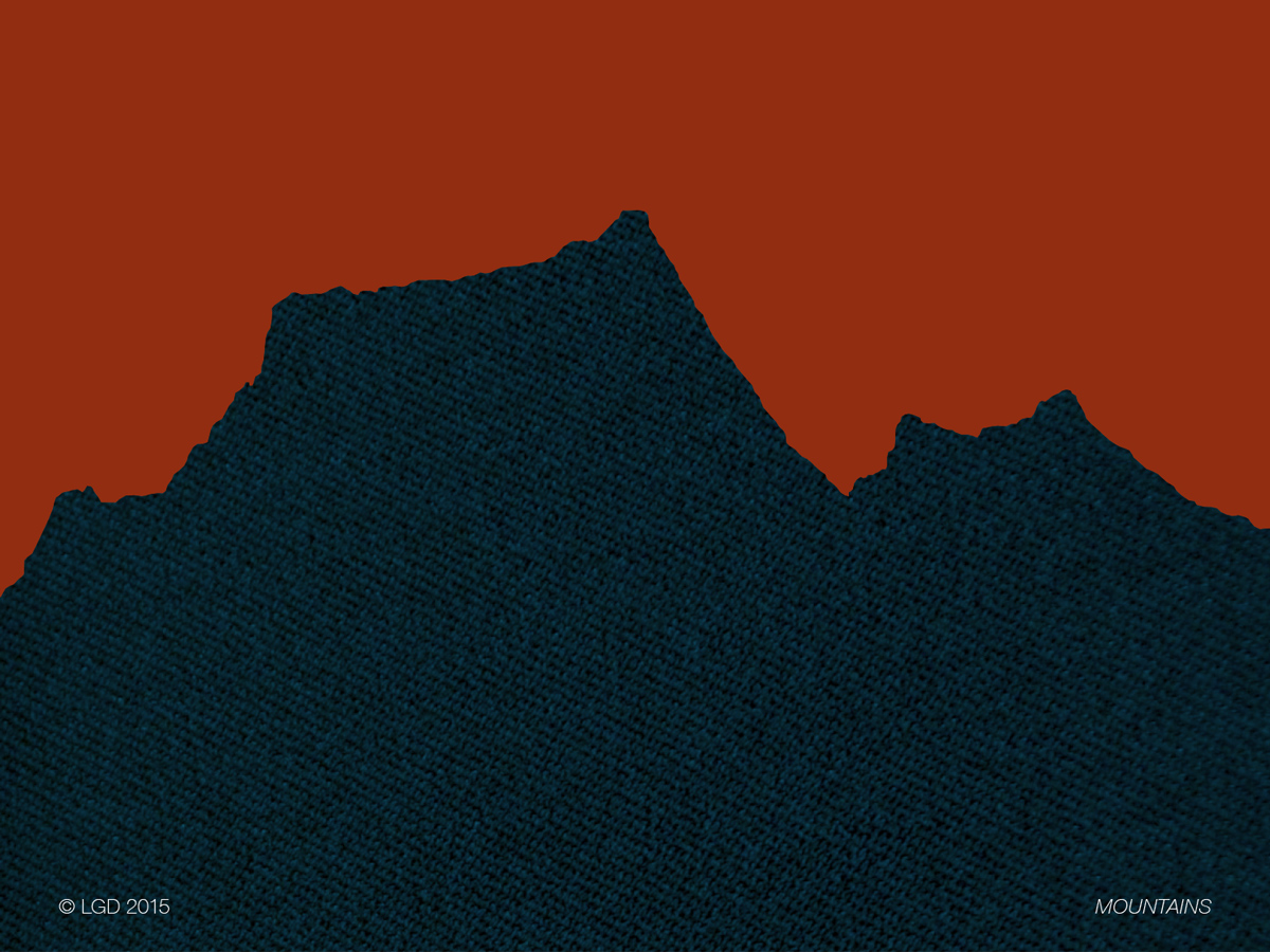 Lorenzo Gaetani Design - Mountains