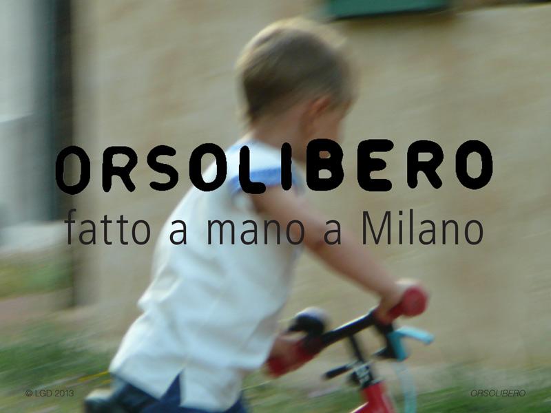 Lorenzo Gaetani Design - ORSOLIBERO