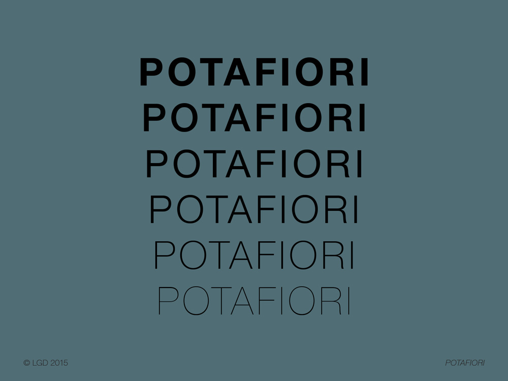 Lorenzo Gaetani Design - Potafiori
