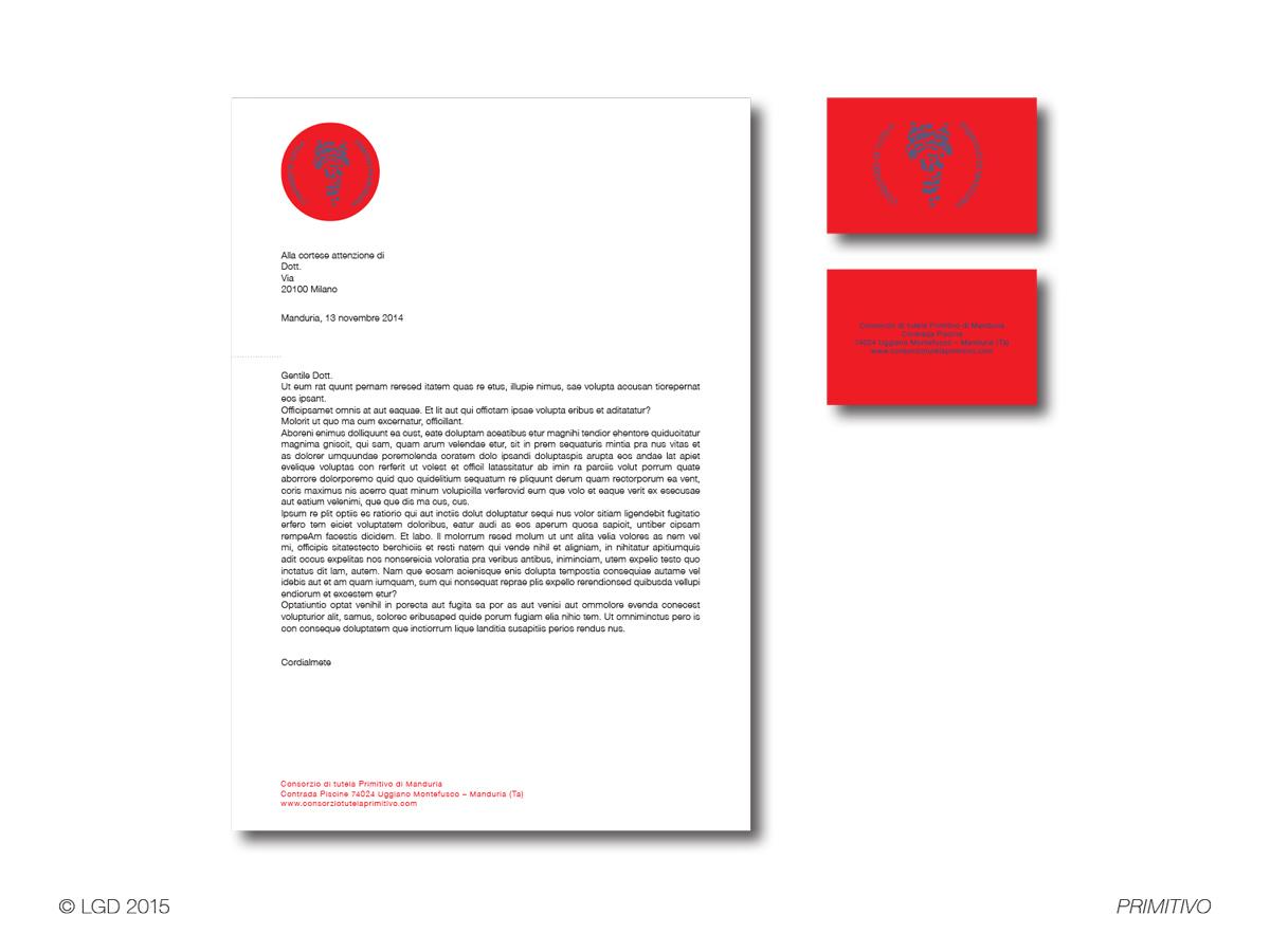 Lorenzo Gaetani Design - Primitivo