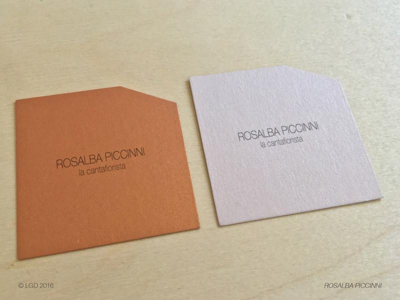 Lorenzo Gaetani Design - Rosalba Piccinni