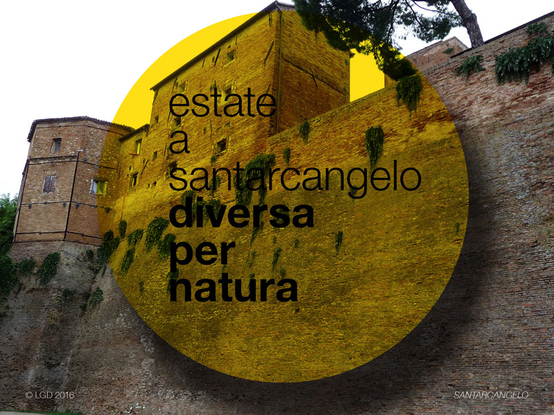 Lorenzo Gaetani Design - Estate a Santarcangelo