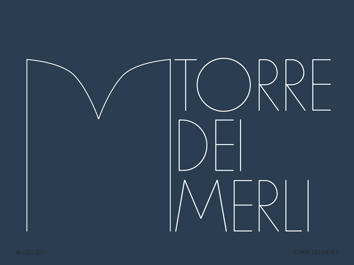 Lorenzo Gaetani Design - Torre dei Merli