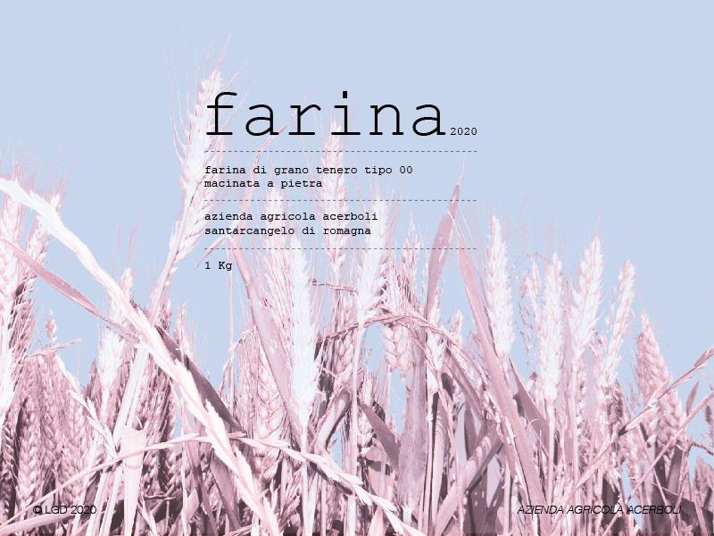 LORENZO GAETANI DESIGN 2020 Azienda Agricola Acerboli Brand & Visual Identity